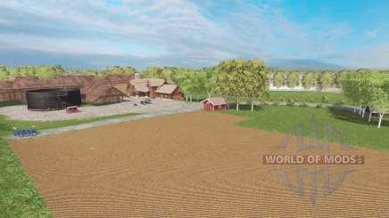 Thyholm für Farming Simulator 2015