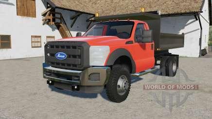 Ford F-550 für Farming Simulator 2017