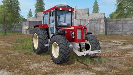 Schluter Super 1500 TVL pigment red pour Farming Simulator 2017