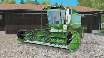 John Deere W540 & 618R für Farming Simulator 2015