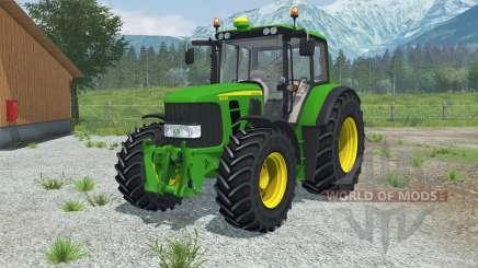 John Deere 6430 pour Farming Simulator 2013