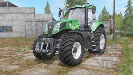 New Holland T8-series Green Edition für Farming Simulator 2017