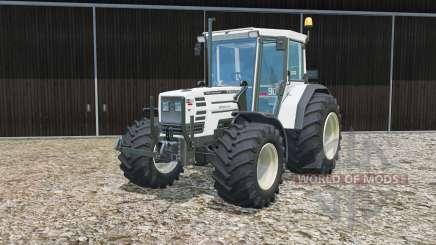 Hurlimann H-488 Turbo with FL console pour Farming Simulator 2015