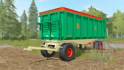Aguas-Tenias GAT20 wheels selection für Farming Simulator 2017