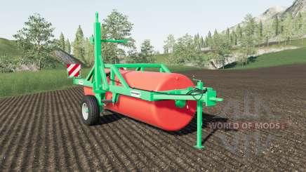 Duvelsdorf Green Roller Vario expanded pour Farming Simulator 2017