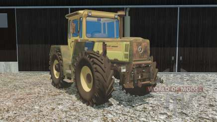 Mercedes-Benz Trac 1800 Intercooler soiled pour Farming Simulator 2015