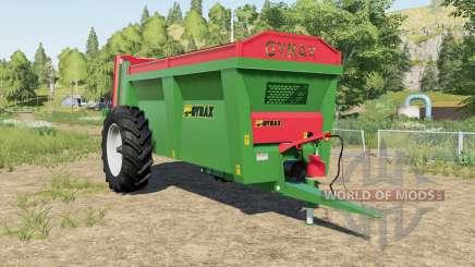 Gyrax EBMX 155 added animation chains pour Farming Simulator 2017