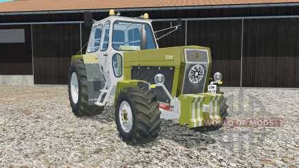 Fortschritt ZT 303 dead weight 7730 kg. für Farming Simulator 2015