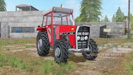 IMT 549 DL Specijal pour Farming Simulator 2017