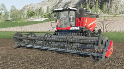 Massey Ferguson 7347 S Activa three logos für Farming Simulator 2017