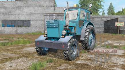 T-40АМ en couleur bleu pour Farming Simulator 2017