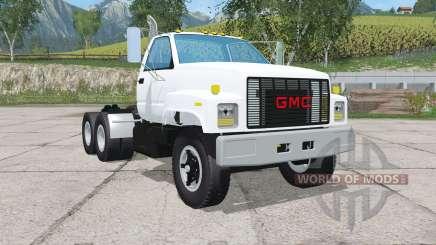 GMC TopKick C7500 für Farming Simulator 2015