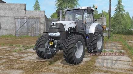 Case IH Puma with multiple designs to choose pour Farming Simulator 2017