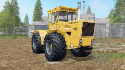Raba-Steiger 250 ronchi pour Farming Simulator 2017