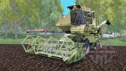 SK-5 Niva mit hängenden Kopf für Farming Simulator 2015