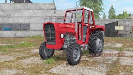 IMT 542 red salsa pour Farming Simulator 2017