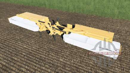 Lely Splendimo 900 MC Gallignani pour Farming Simulator 2017