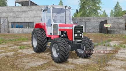 Massey Ferguson 698T 1985 für Farming Simulator 2017