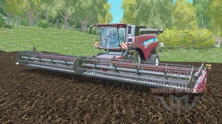 New Holland CR10.90 with the three cutting pour Farming Simulator 2015