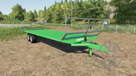 Joskin Wago ST8000 washable für Farming Simulator 2017