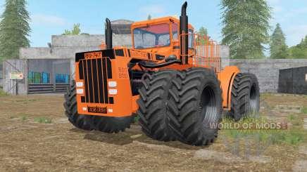 Big Bud 16V-747 orange für Farming Simulator 2017