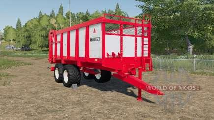 Annaburger HTS 16.04 für Farming Simulator 2017