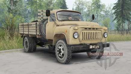 GAZ-52 et 53 pour Spin Tires