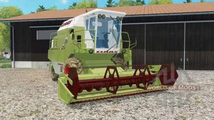 Claas Dominator 86 & C450 für Farming Simulator 2015