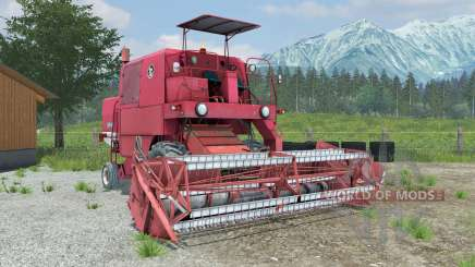 Bizon Z040 manual ignition pour Farming Simulator 2013
