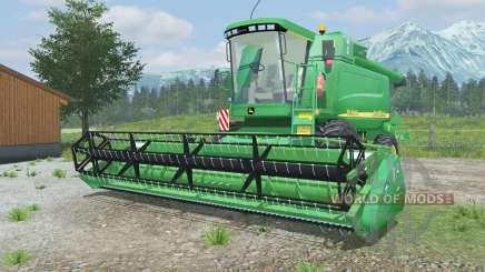 John Deere 9640 WTS für Farming Simulator 2013