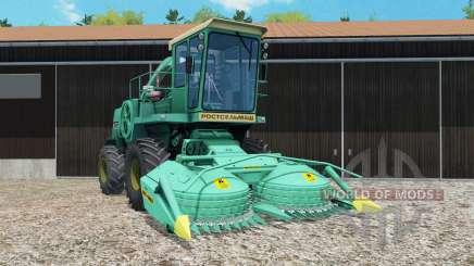 Don-680 mit den Reapern für Farming Simulator 2015