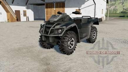 Can-Am Outlander 1000 XT power selection für Farming Simulator 2017
