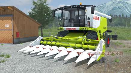 Claas Lexion 700 pour Farming Simulator 2013