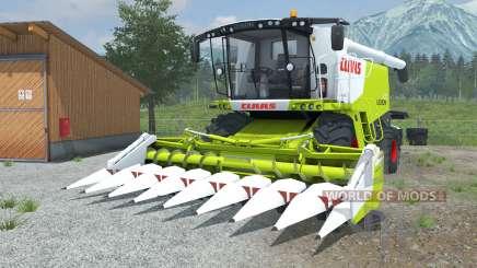 Claas Lexion 700 für Farming Simulator 2013