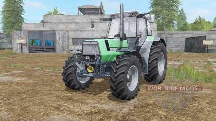 Deutz-Fahr AgroStar 6.61 with more speed pour Farming Simulator 2017