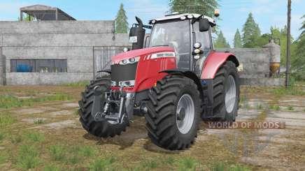 Massey Ferguson 7700 interactive control für Farming Simulator 2017