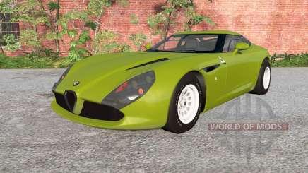 Alfa Romeo TZ3 Stradale 2011 pour BeamNG Drive