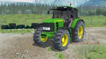 John Deere 6330 Premium pour Farming Simulator 2013
