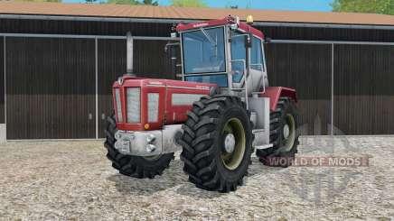 Schluter Super-Trac 2500 VL sweet brown pour Farming Simulator 2015