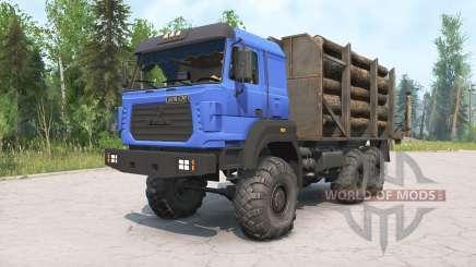 Ural-63685 für MudRunner