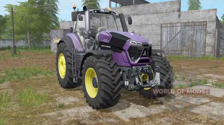 Deutz-Fahr Serie 9 TTV Agrotron with new sound pour Farming Simulator 2017