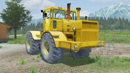 Kirovets K-701 öffnen der Türen und der Motorhaube für Farming Simulator 2013