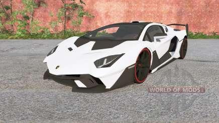 Lamborghini SC18 Alston 2018 pour BeamNG Drive