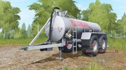 Creina CVC 14000 VT pour Farming Simulator 2017