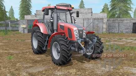 Ursus 15014 improved turning radius für Farming Simulator 2017