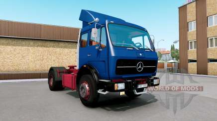 Mercedes-Benz NG 1632 congress blue pour Euro Truck Simulator 2