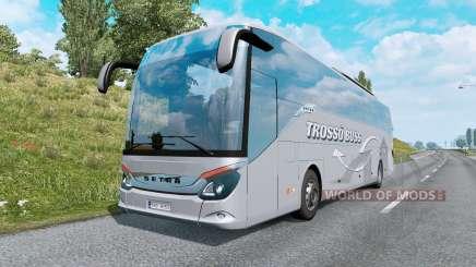 Bus Traffic Pack v8.2 für Euro Truck Simulator 2