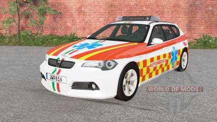 ETK 800-Series Automedica v1.9 pour BeamNG Drive