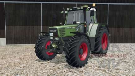 Fendt Favorit 515C Turbomatik with FL console pour Farming Simulator 2015