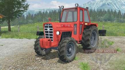 IMT 577 DV red orange pour Farming Simulator 2013